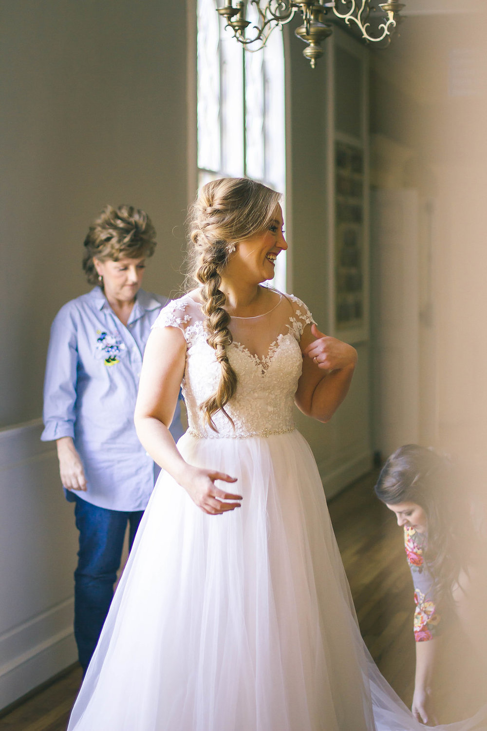 PAIGE'S AWE-INSPRING AUGUSTA WEDDING