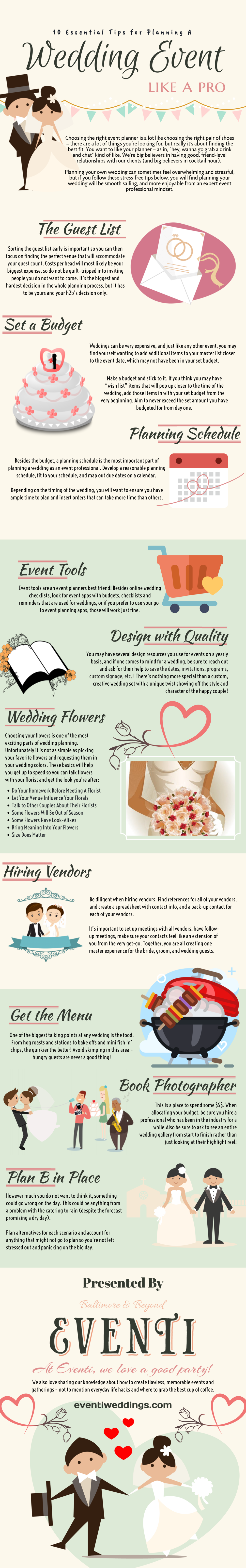 10 Essential Tips For Planning A Wedding Event Like A Pro Infographic.png