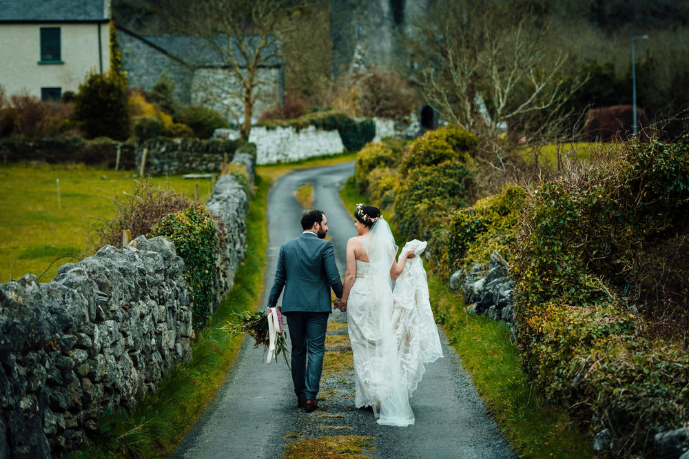 JENNY'S EPIC IRISH CEREMONY