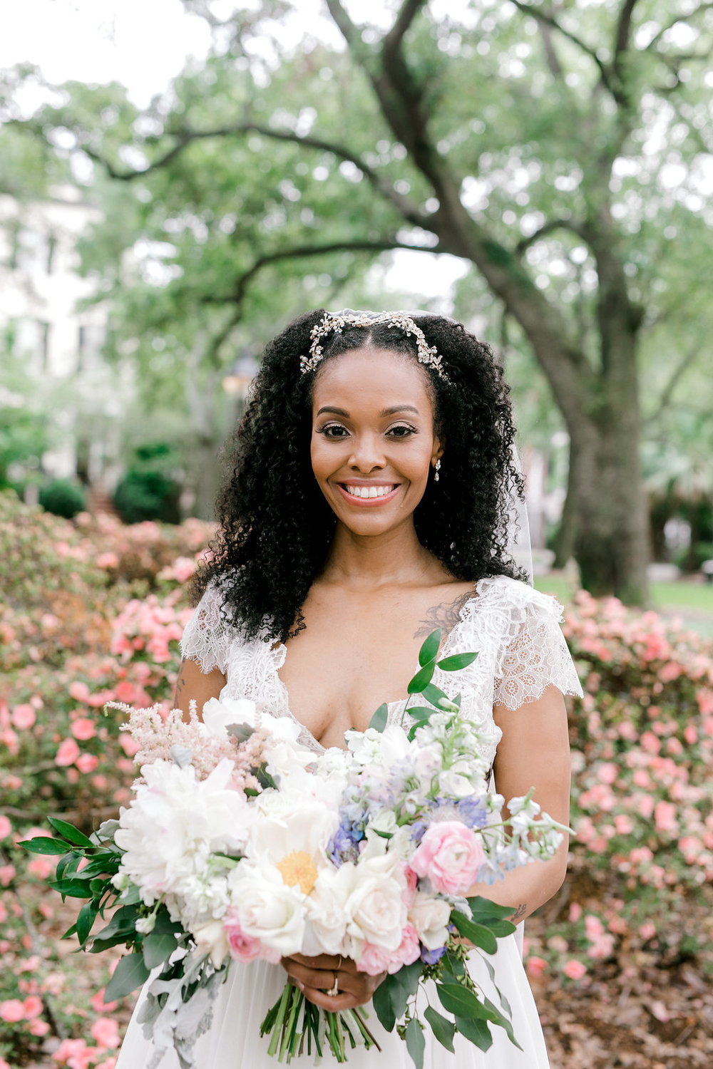 savannah-bridal-shop-i-and-b-florals-sonya-and-josh-colorful-rustic-boho-wedding-florals-at-soho-south-cafe-savannah-ga-wedding-danielle-george-photography-8.JPG