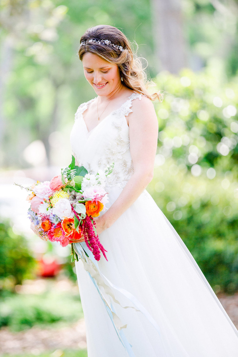 COURTNEY'S BEAUTIFUL BEAUFORT WEDDING