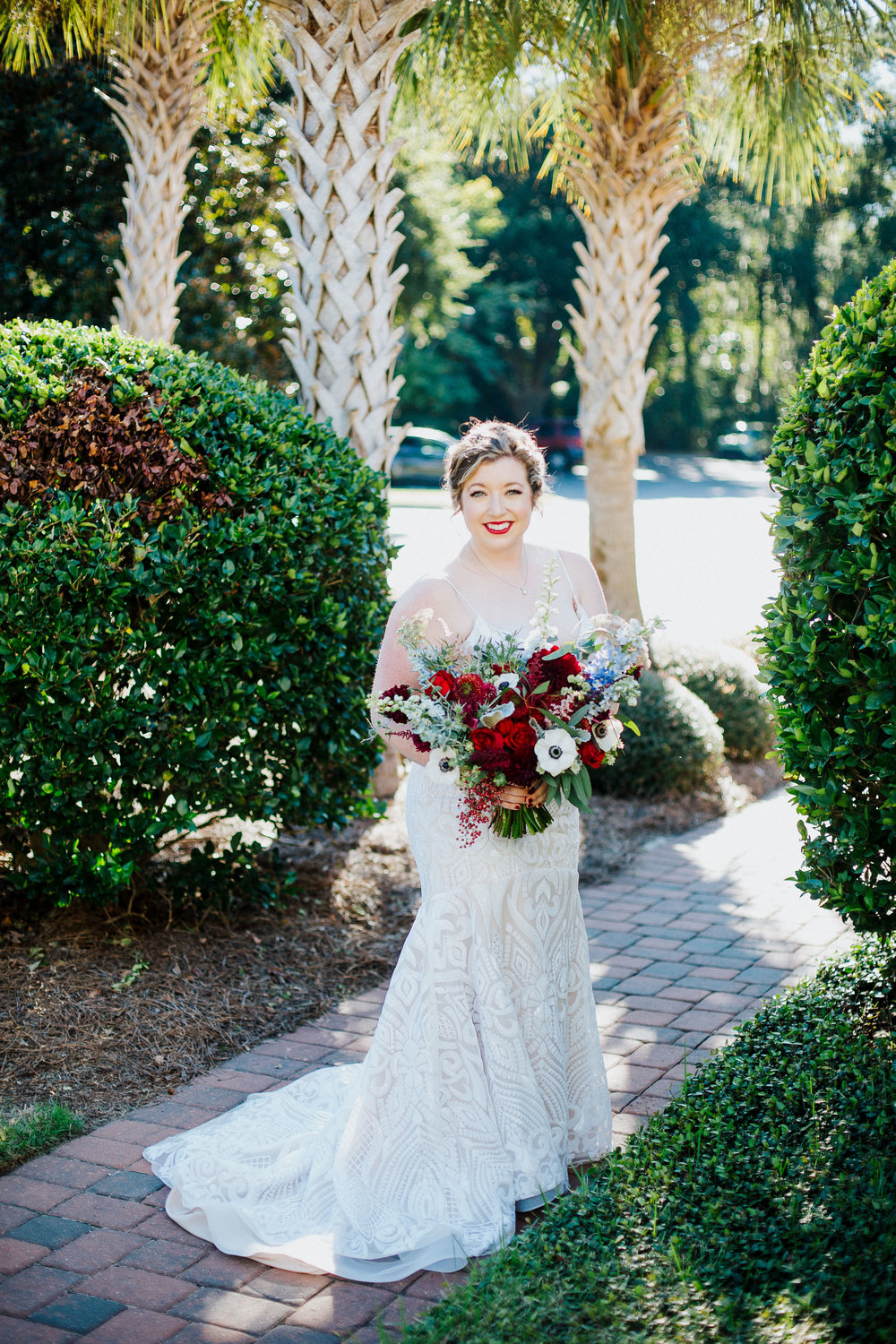 MARY KATE'S 'MURICA THEMED PLANTATION WEDDING