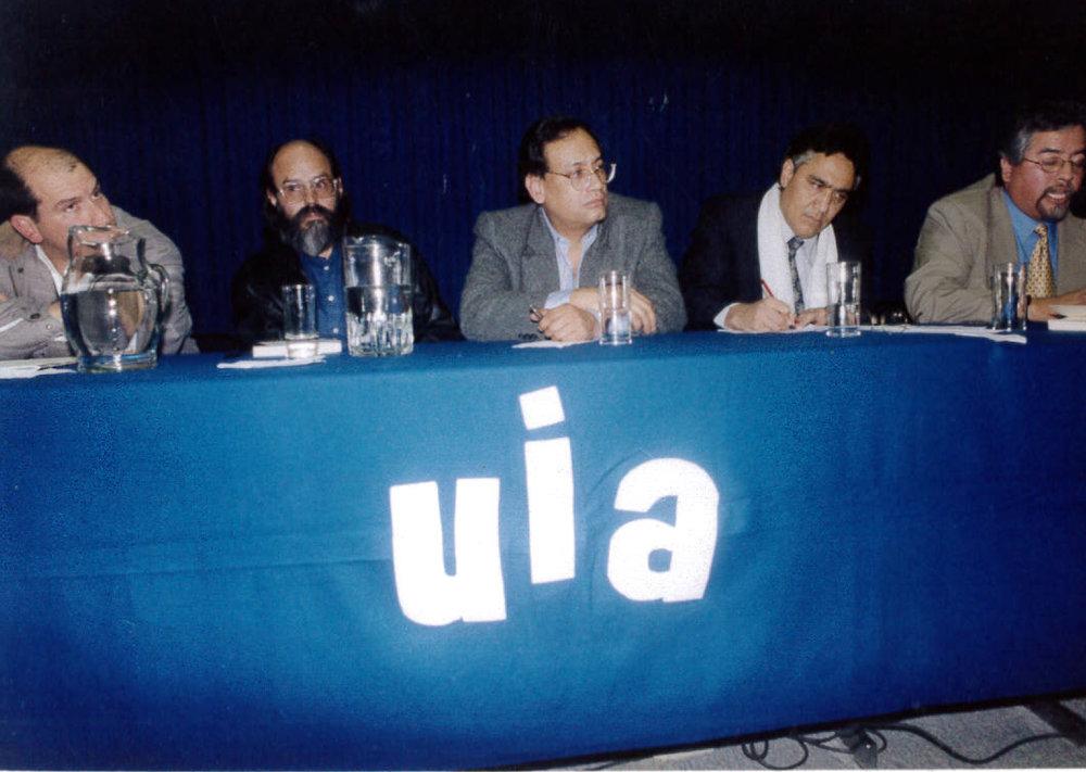 Comunicadores en la Ibero.