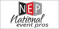 National Event Pros offers a full range of event support and services, and we take great pride in working with our clients to create outstanding event experiences. We will make a difference in how you celebrate!