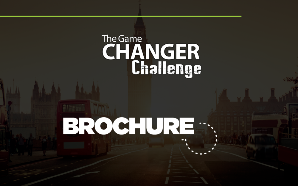 The Game Changer Challenge - DEL 29 DE ENERO AL 03 DE FEBRERO 2018