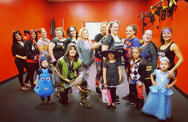 Happy Halloween from VIBE! #vibefitnesssocal