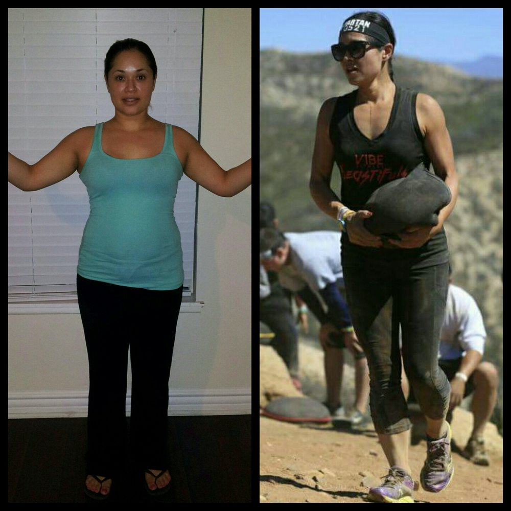 Patty Garcia - When I made the choice to take control of my health and fitness is when the process of change began for me.I use to struggle with my weight and never really understand what it meant of felt like to be strong and healthy. I started focusing on my workouts and making small but consistent changes in my daily nutrition and that's when I started to see results.My journey has been filled with set backs, failure, and frustration but the difference now as compared to when I was living an unhealthy lifestyle is huge. I know that I have both the mental and physical strength to overcome any challenges that come my way.