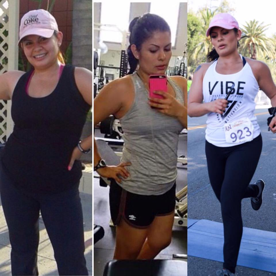 Jocelyn Salas - When you look back and realize how far you've come..... I'm not going to say that it has been easy, but I will say that it has been well worth it. 🙌🏼🙌🏼🙌🏼🖖🏼My fitness journey began after I had my daughter 3 years ago. I joined VIBE hoping lose the