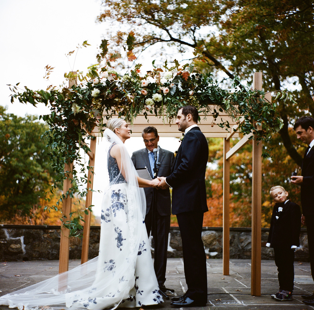 Glynwood Wedding. Photos by Meredith Heuer