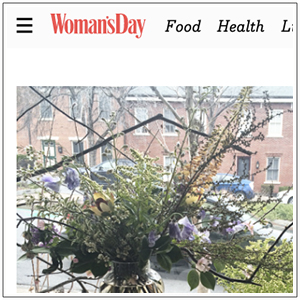 Woman's Day online