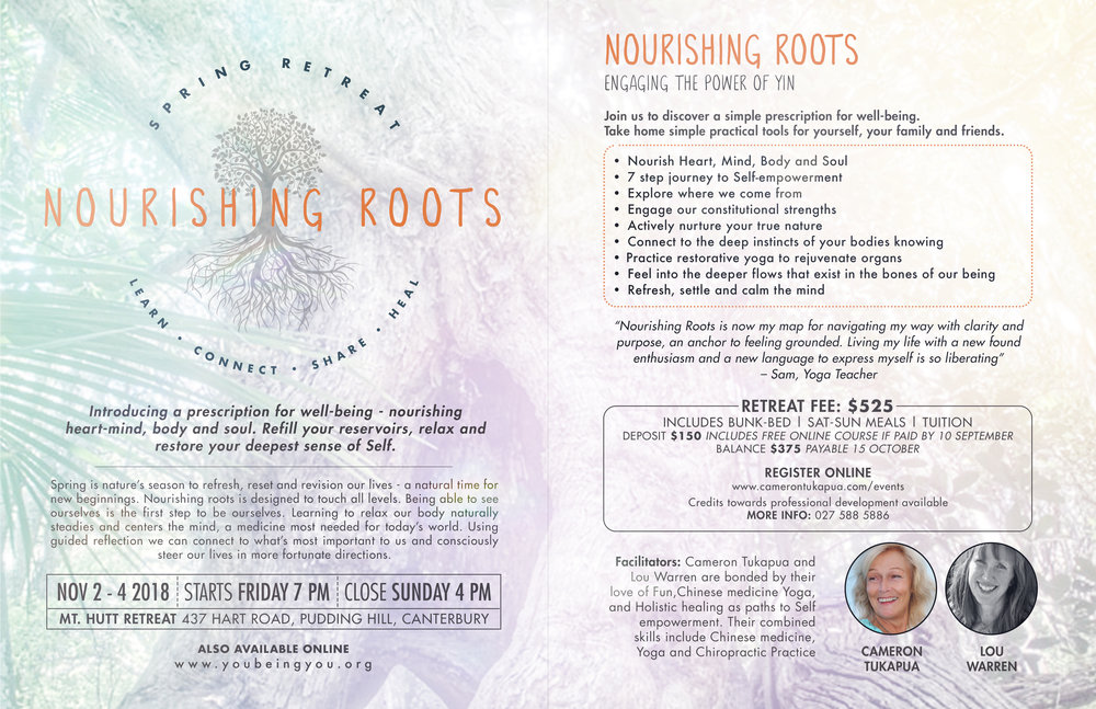 Nourishing Roots MT HUTT