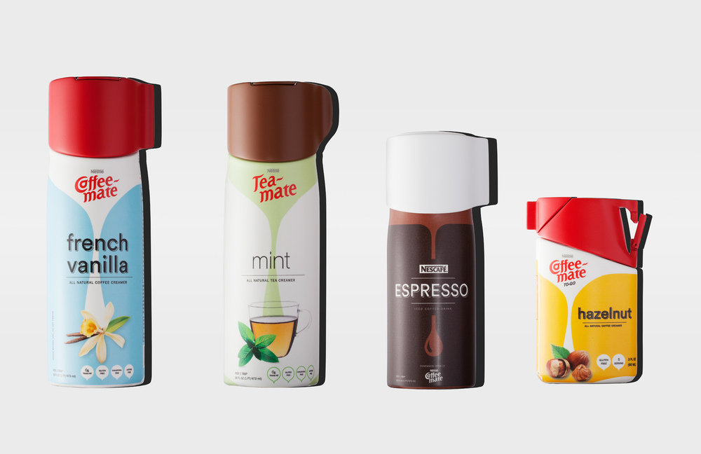Nestle Spec Packaging