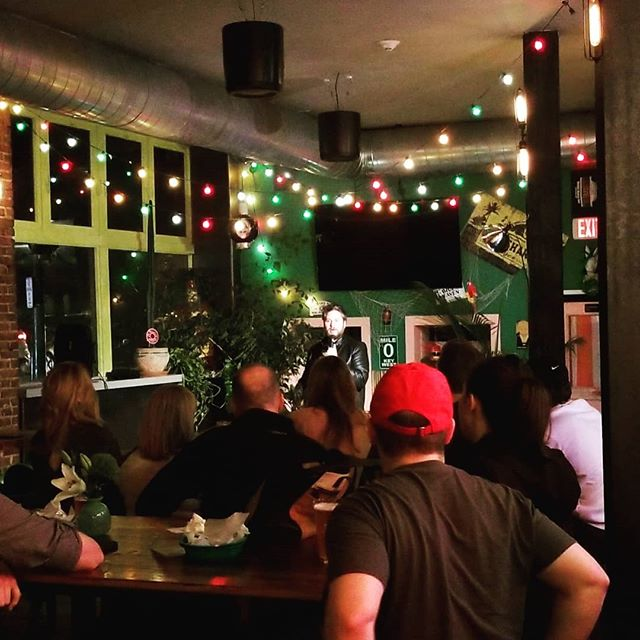 @billsquire closing out our second week at our new @brewnuts show! Come on out to our next show on March 13th!