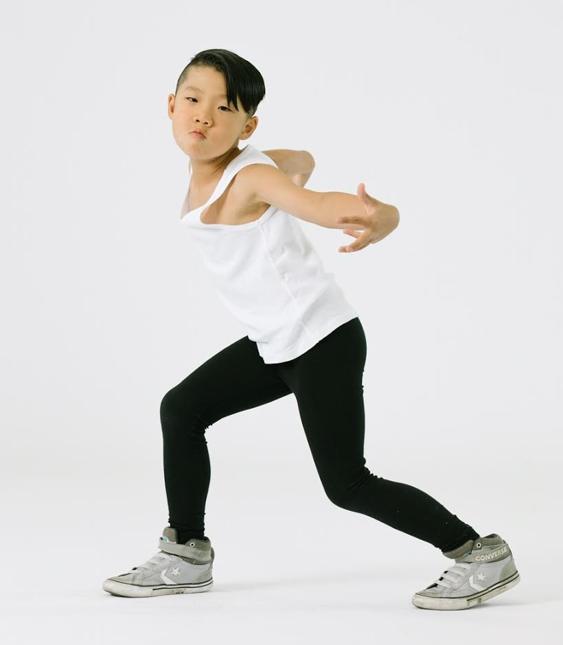 Myles - Team Dancer, 8