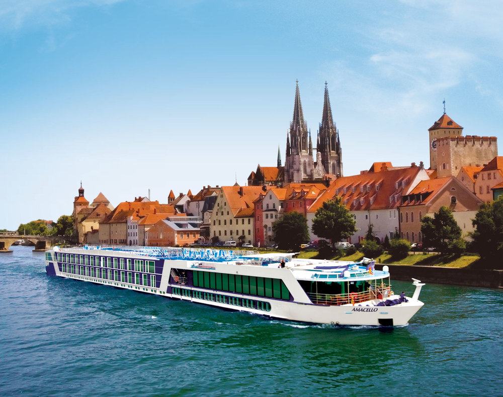 AMA WATERWAYS Luxury River Cruises in Europe, Asia & Africa