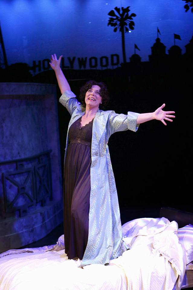 "Lyric Stage Company's ""City of Angels"""