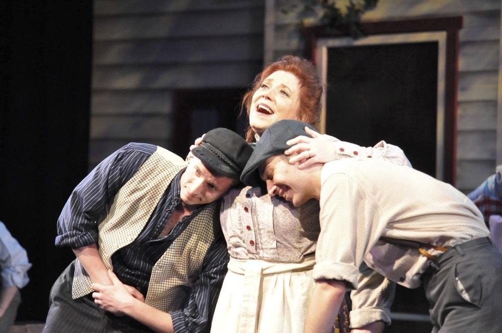 """Reagle Music Theatre's """"Carousel"""""""