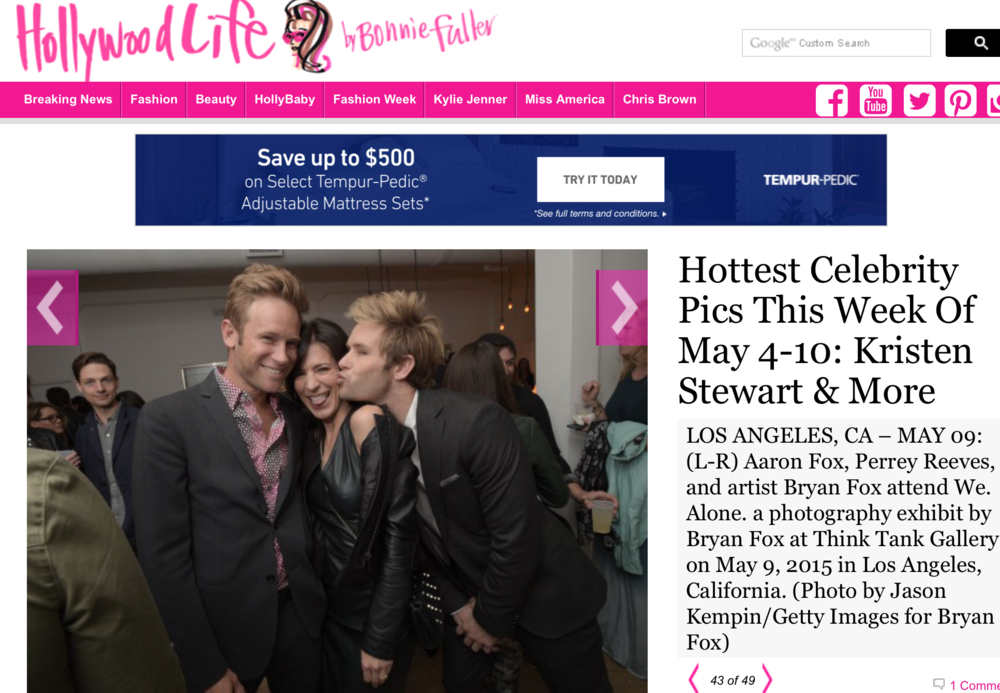 Hollywood Life: Hottest Celebrity Pics This Week Of May 4-10: Kristen Stewart & More