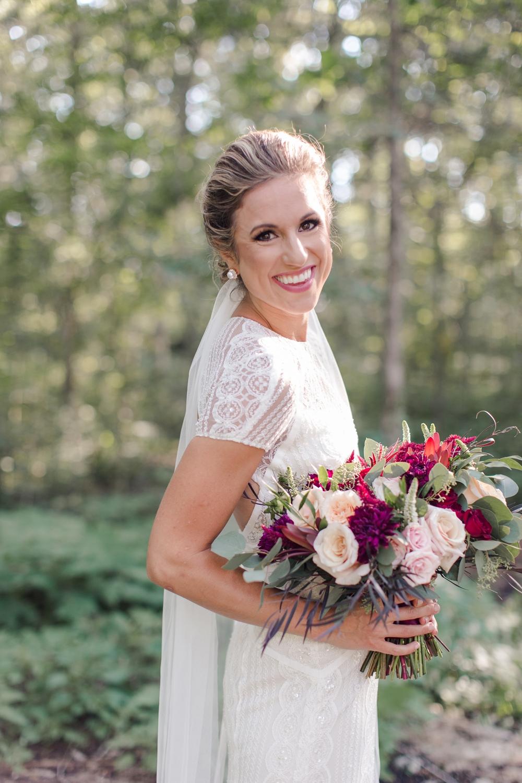 murfreesboro, tennessee wren's nest enchanted wedding | miranda