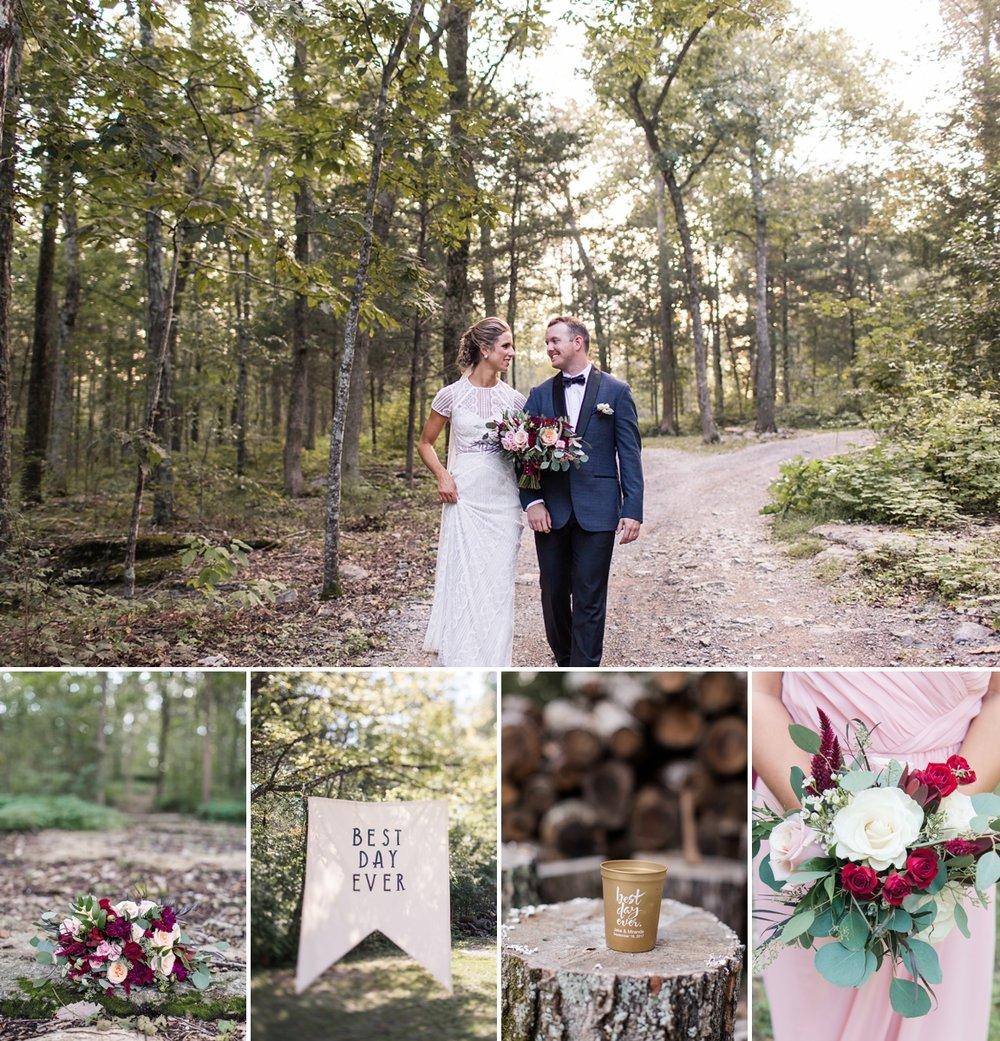 Murfreesboro-Tennessee-Enchanted-Forrest-Wedding
