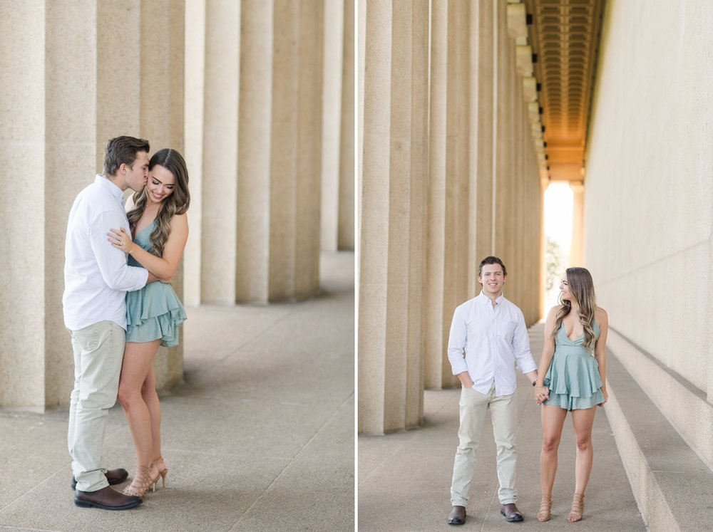 Nashville, Tennessee Classic Music City Engagement_0006.jpg