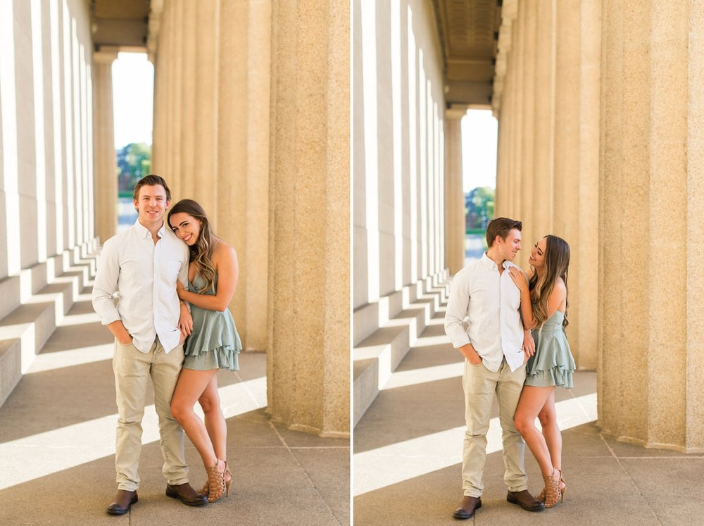 Nashville, Tennessee Classic Music City Engagement_0008.jpg