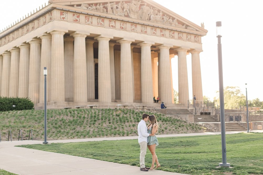 Nashville, Tennessee Classic Music City Engagement_0009.jpg