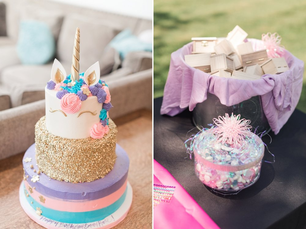 Brentwood Tennessee Unicorn Sparkle Birthday 0009