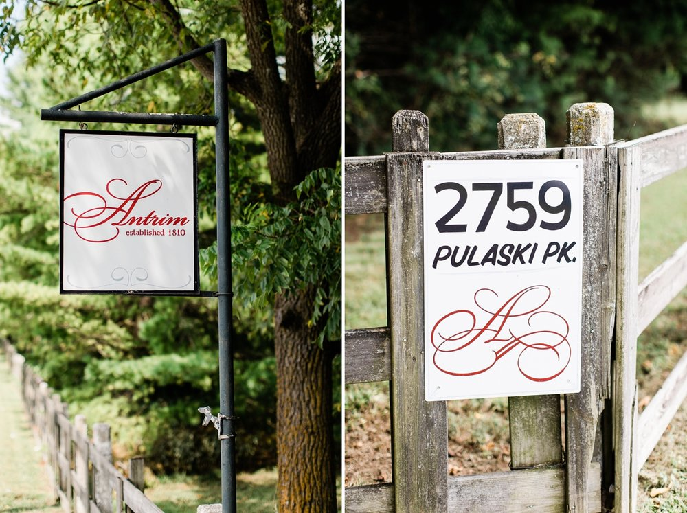 Columbia, Tennessee Antrim Sophisticated Southern Wedding | Ann & David