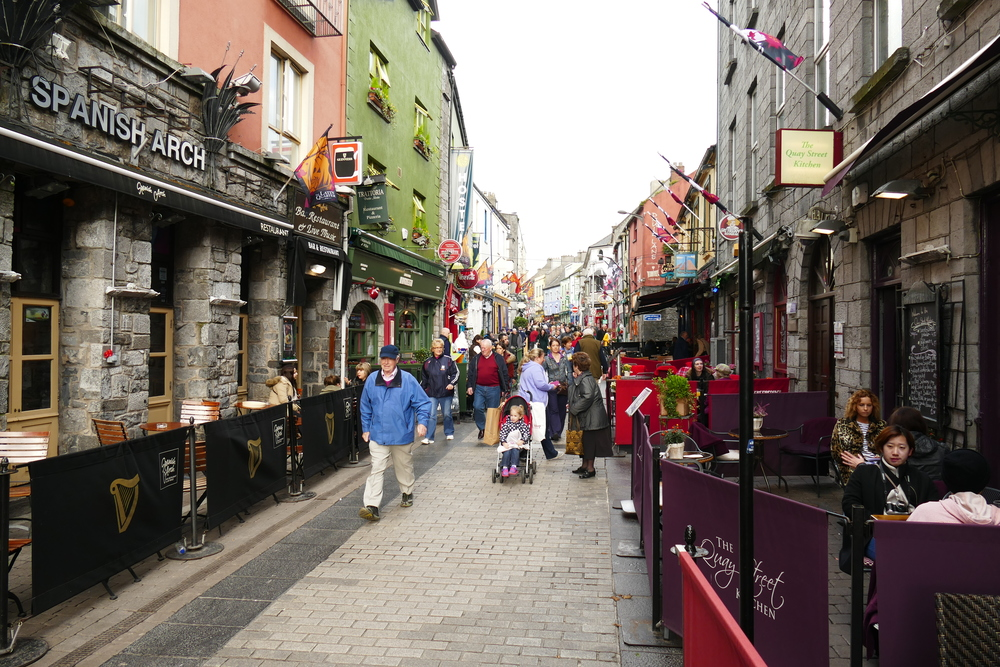 High Street, Galway, Co. Galway, Ireland