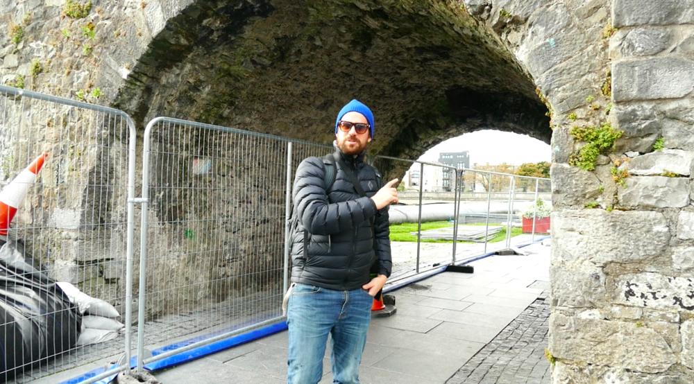 The (Slightly Unimpressive) Spanish Arch