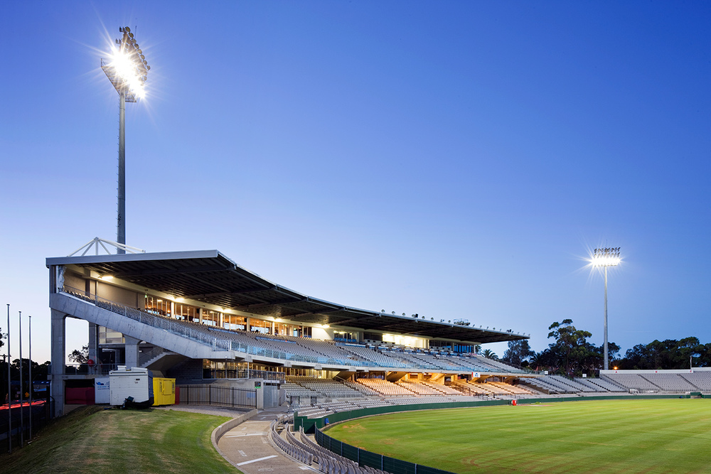 KOGORAH STADIUM FOR TONY OWEN PARTNERS
