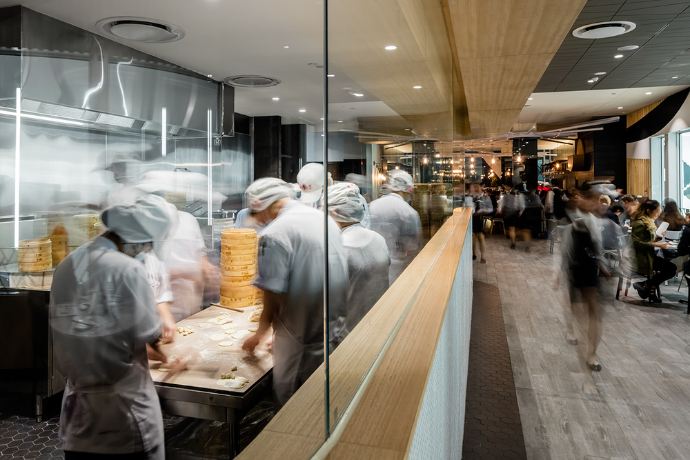 DIN TAI FUNG MELBOURNE FOR DESIGN CLARITY