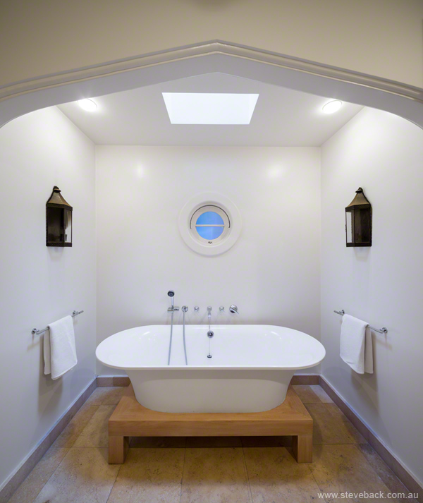 Bathroom at Gladswood Gardens for Christies Real Estate, Sydney