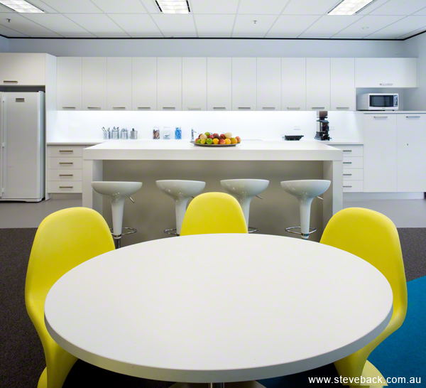 iinet office interiors shoot for Valmont Interiors