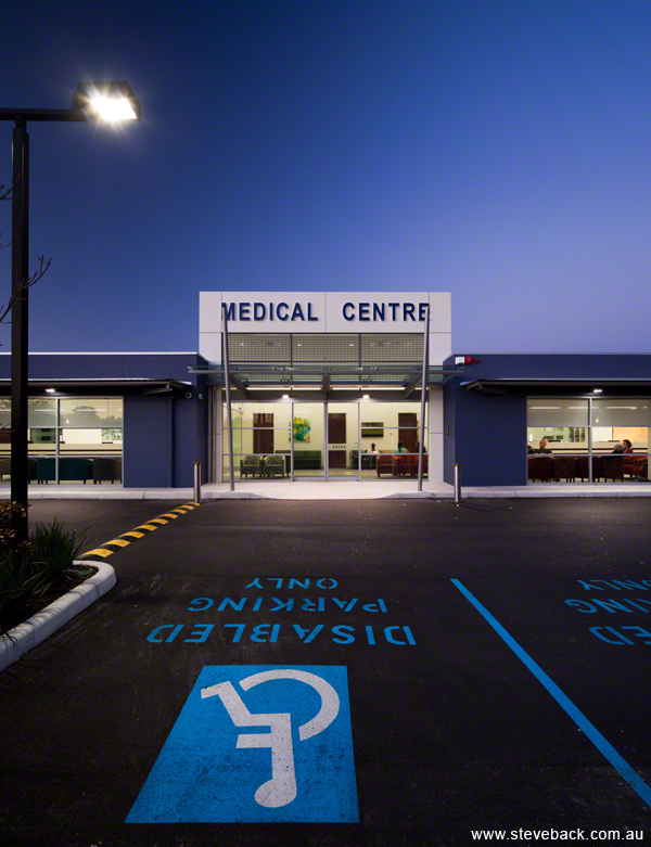 Cannington Medical Centre, Perth for Built