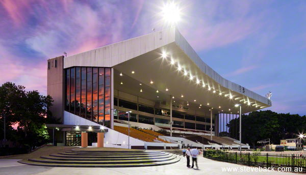 Wentworth park dog track for DesignInc