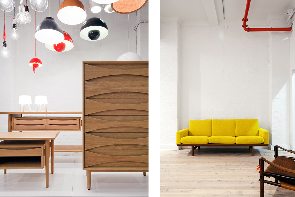 GREAT DANE FURNITURE FOR MCCARTNEY DESIGN