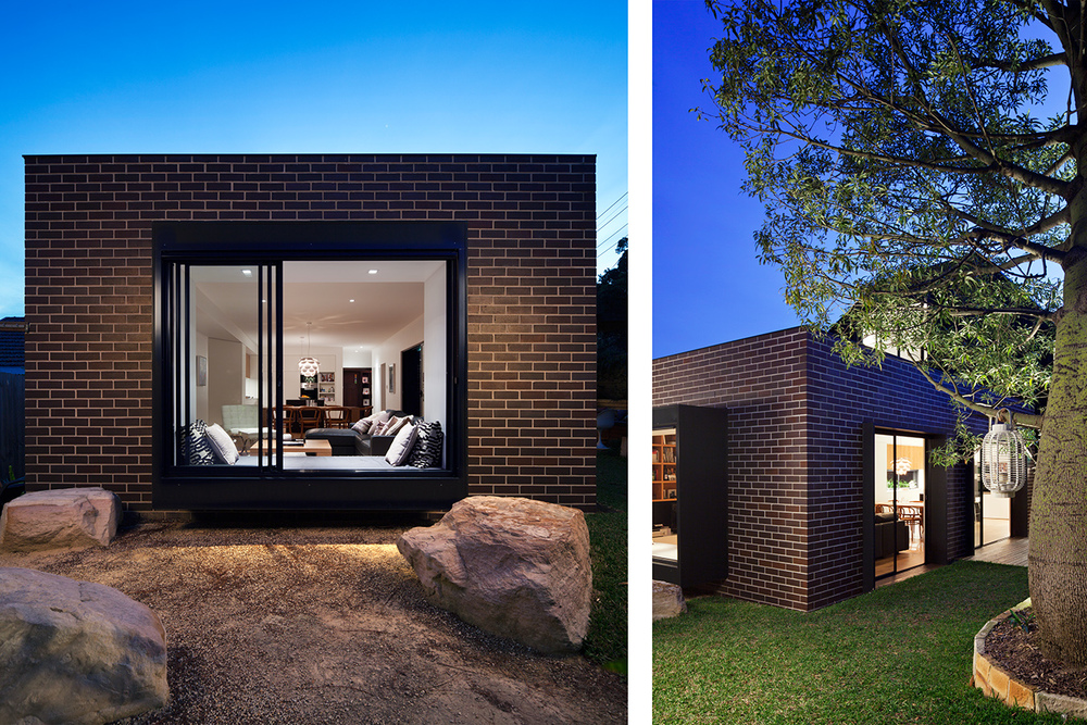 LILLYFIELD HOUSE FOR FOX JOHNSTON ARCHITECTS