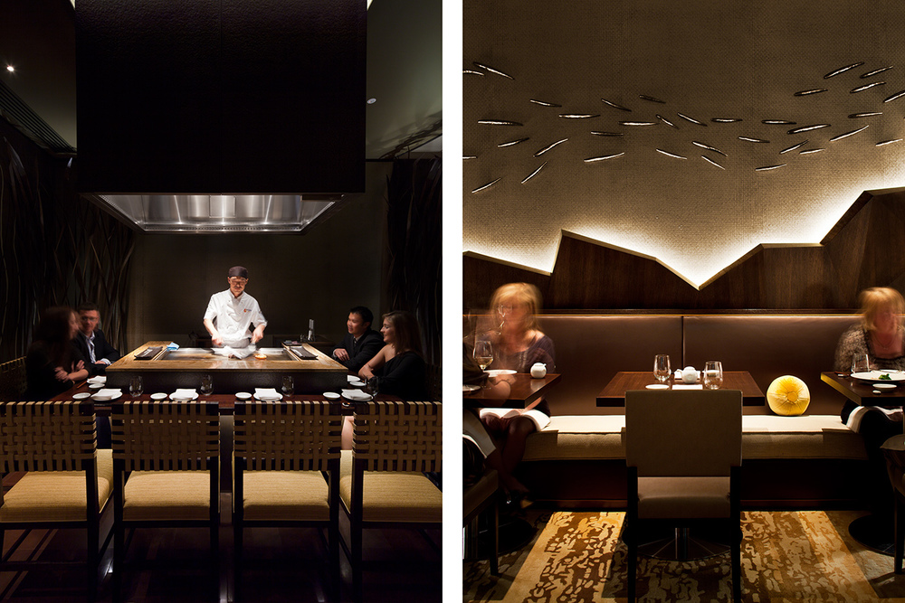 NOBU RESTAURANT, CROWN PERTH FOR CROWN HOTELS