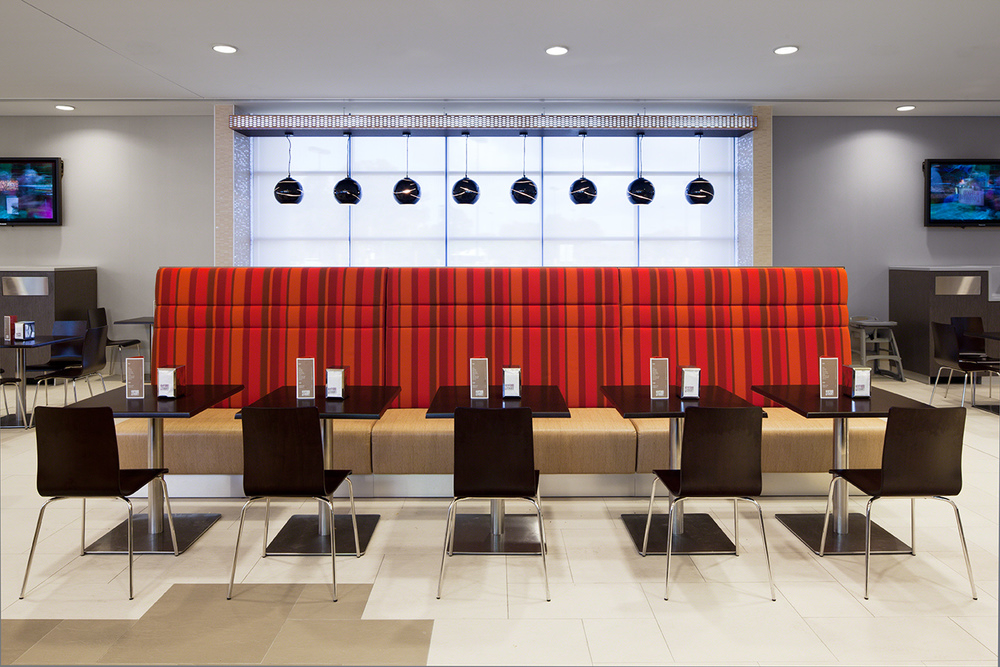 FOOD COURT, CROWN CASINO, PERTH FOR CROWN HOTELS