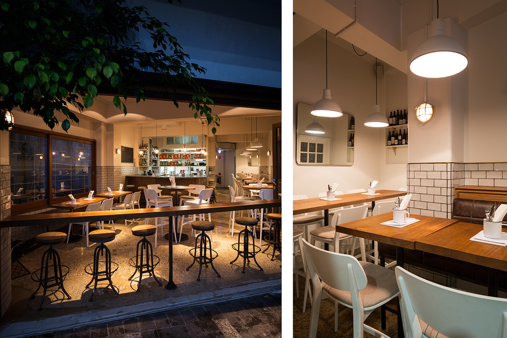 FOLEY LANE RESTAURANT AND BAR FOR MANDY EDGE DESIGN