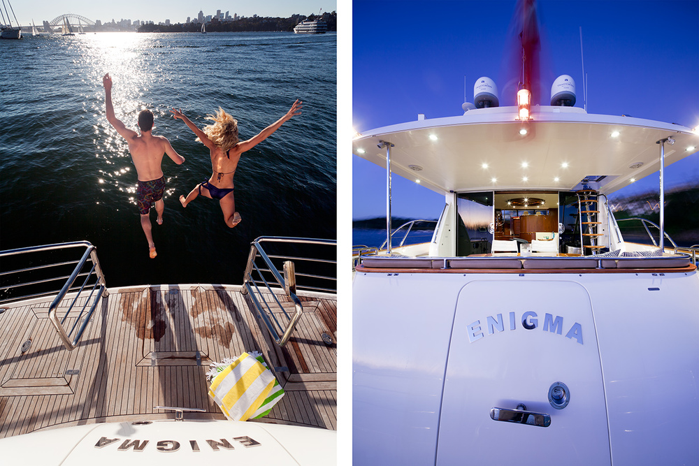 MV ENIGMA FOR ENIGMA CHARTERS