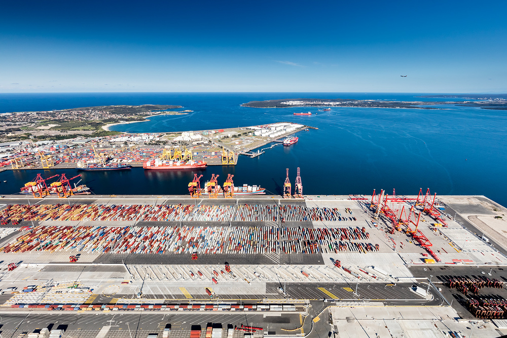PORT BOTANY FOR AUSTRALIAN RAIL TRACK CORPORATION (ARTC)