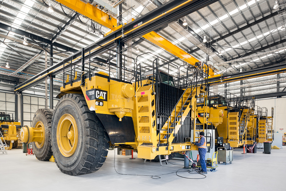 CATERPILLAR 789D MAINTENANCE FOR WESTRAC, TOMAGO