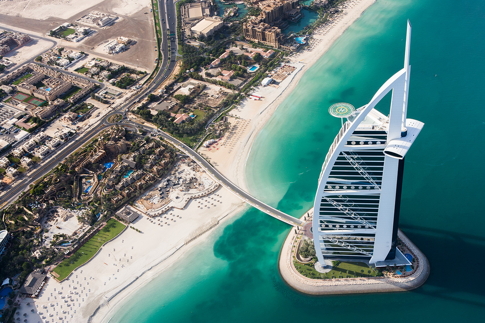 BURJ AL ARAB, DUBAI FOR INSIDE MAGAZINE