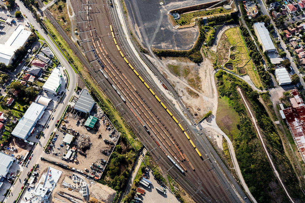 ENFIELD RAIL YARDS FOR ARTC