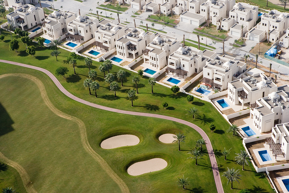 GATED COMMUNITY, DUBAI FOR INSIDE MAGAZINE