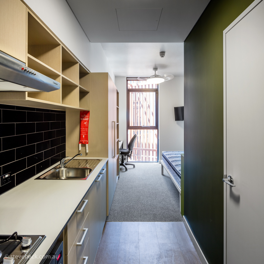 UNIVERSITY OF SYDNEY STUDENT ACCOMMODATION, ABERCROMBIE ST, DARLINGTON