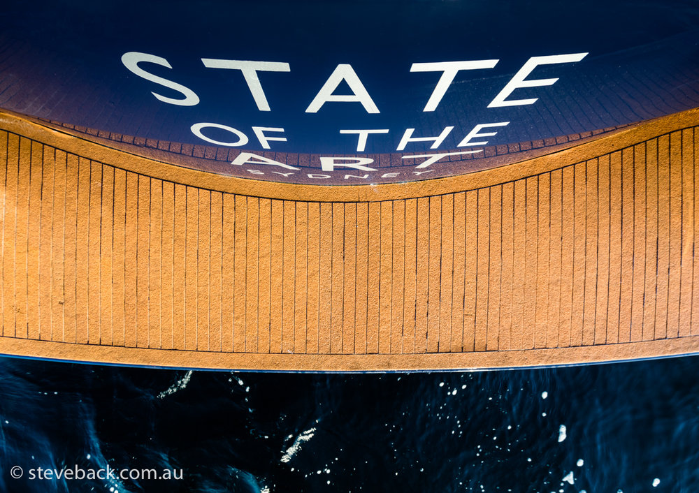 Maritime Photography for Sydney Harbour Yacht Charters